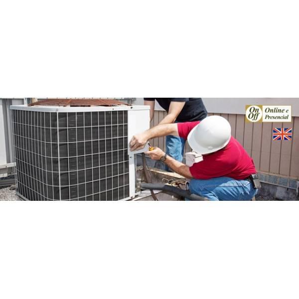 Curso de Instalação de Ar Condicionado com Preços Baixos no Jardim Metropolitano - Curso de Instalação de Ar Condicionado no ABC