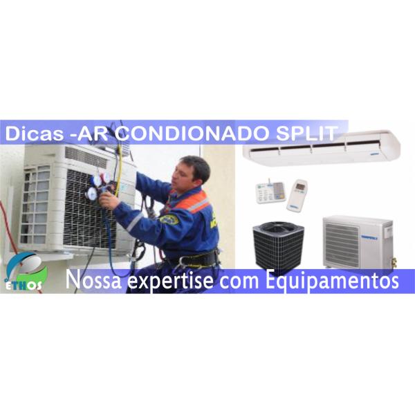 Curso de Instalação de Ar Condicionado Menores Preços na Conceição - Curso para Instalação de Ar Condicionado SP