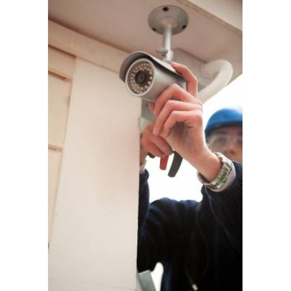 Curso de Instalações de Câmeras Valor no Jardim São Francisco - Curso de Instalação de Câmeras de Segurança