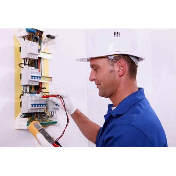 Curso de Instalador Elétrico com Preço Acessível na Vila Assunção - Curso de Instalações Elétricas