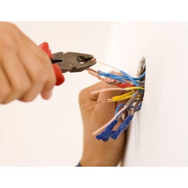 Curso de Instalador Elétrico com Preços Baixos na Vila Valparaíso - Curso de Instalação Elétrica no Centro de SP