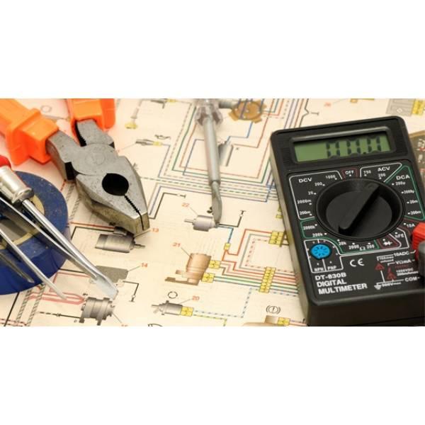 Curso de Instalador Elétrico com Valor Acessível no Jardim Marisa - Curso de Instalação Elétrica no ABC