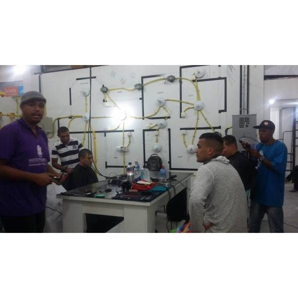 Curso de Instalador Elétrico Melhor Valor Assunção - Curso de Instalações Elétricas Prediais