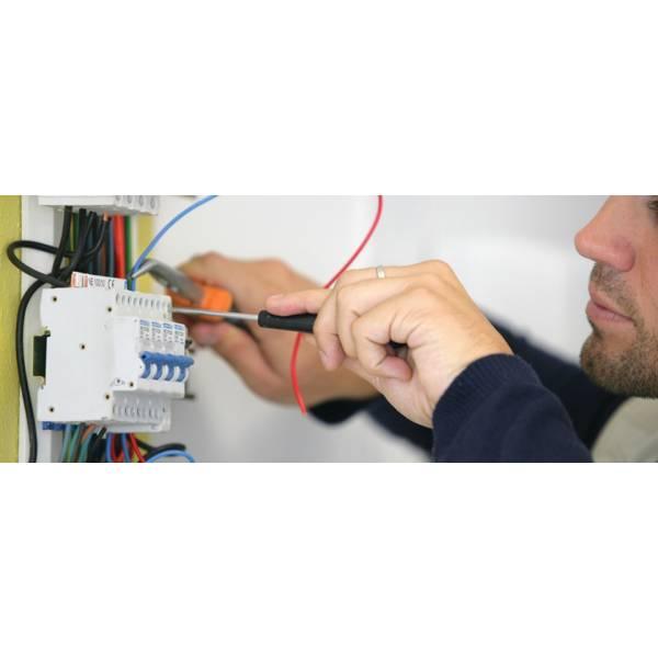 Curso de Instalador Elétrico Onde Conseguir na Vila Mafra - Curso de Instalação Elétrica na Zona Norte