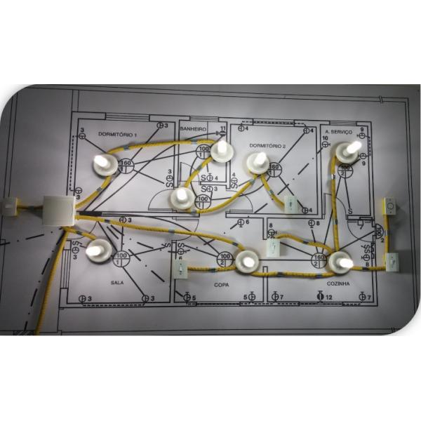 Curso de Instalador Elétrico Preço Baixo no Jardim Santa Cruz - Curso de Instalação Elétrica no ABC
