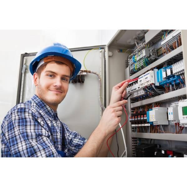 Curso de Instalador Elétrico Preço Baixo no Parque Regina - Curso de Instalação Elétrica no Centro de SP