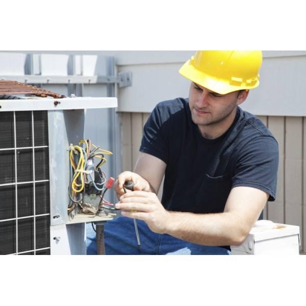 Curso Instalação de Ar Condicionado Menor Preço no Jardim Dias - Curso de Instalação de Ar Condicionado em SP