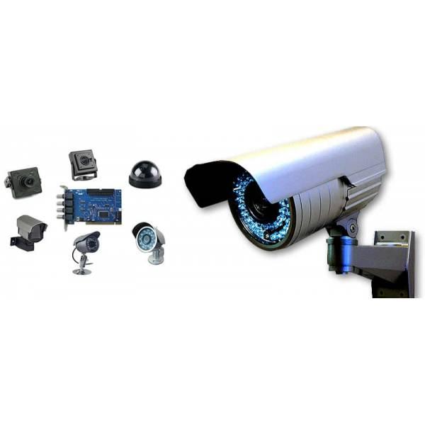 Curso Instalação de Câmeras com Preços Baixos na Chácara Flora - Curso para Instalação de Câmera de Segurança