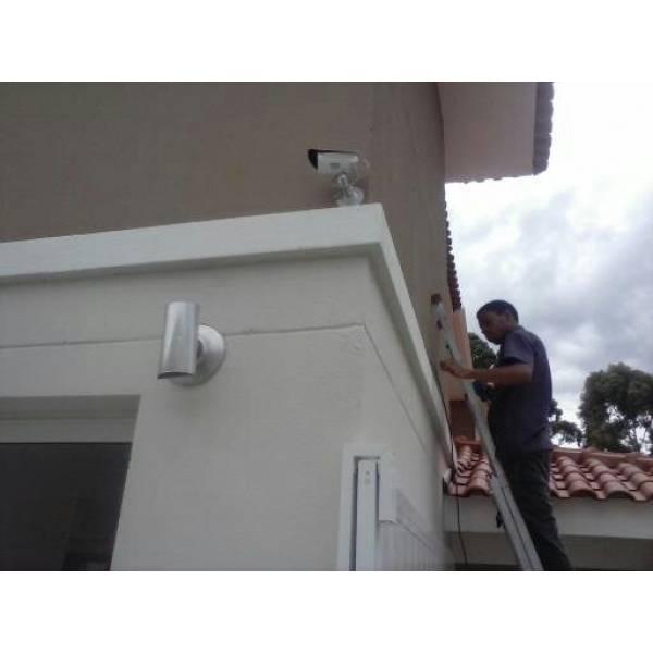 Curso Instalação de Câmeras Melhor Valor na Vila Santa Edwiges - Curso de Instalação de Câmerasna Zona Sul