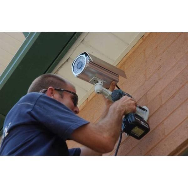 Curso Instalação de Câmeras Menores Valores na Casa Verde Alta - Curso para Instalação de Câmera