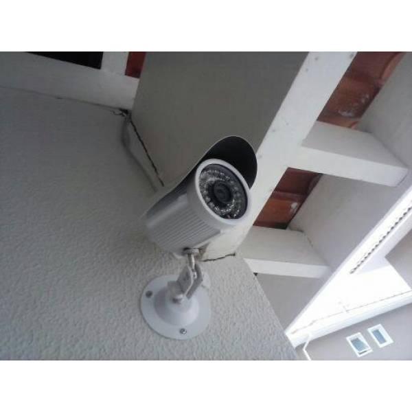 Curso Instalação de Câmeras Preço Baixo no Alto Santo André - Curso de Instalação de Câmerasem São Caetano