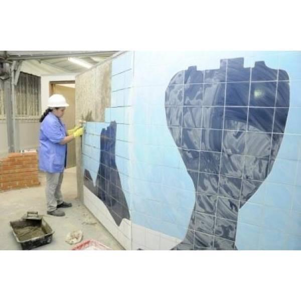 Curso para Azulejista Preços Baixos na Chácara Sanni - Curso para Azulejista