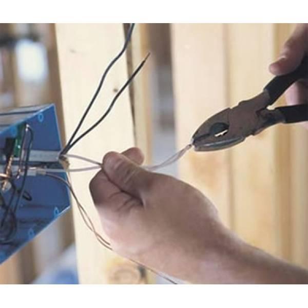 Curso para Instalador Elétrico Melhores Preços no Jardim Nadir - Curso de Instalação Elétrica no Centro de SP