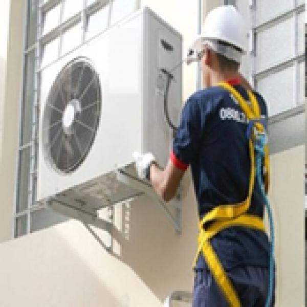 Cursos de Instalação de Ar Condicionado Melhores Preços na Vila Nivi - Curso de Instalação de Ar Condicionado em SP
