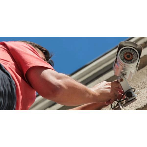 Cursos de Instalações de Câmeras Melhores Preços no Jardim São Bento - Curso de Instalação de Câmeras