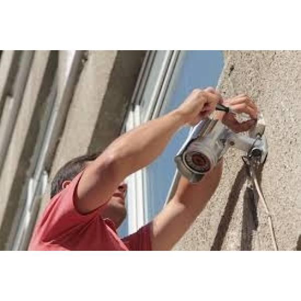 Cursos de Instalações de Câmeras Preços Baixos no Jardim da Fonte - Curso para Instalação de Câmera de Segurança