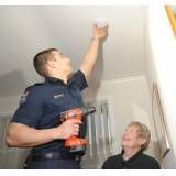 Curso de instalação de alarme preços acessíveis na Monte Carmelo
