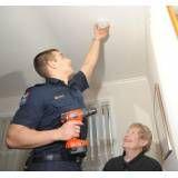 Curso de instalação de alarme preços acessíveis na Vila Orlando