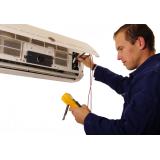 Curso de instalação de ar condicionado menor preço na Vila Firmiano Pinto