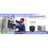 Curso de instalação de ar condicionado menores preços em Perdizes