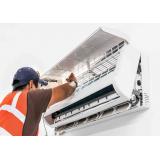 Curso de instalação de ar condicionado onde fazer no Conjunto Residencial Morumbi