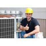 Curso de instalação de ar condicionado preço no Jardim Bélgica