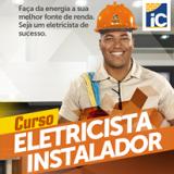 Curso de instalador elétrico na Vila Hamburguesa