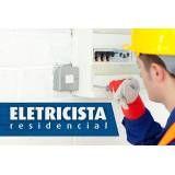 Curso de instalador elétrico no Jardim Elisa