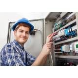 Curso de instalador elétrico preço baixo no Parque Regina