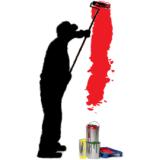 Curso de pintor valores baixos na Vila Mira