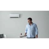 Curso para instalação de ar condicionado na Vila Liviero