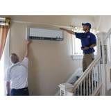 Curso para instalação de ar condicionado valor na Vila Isolina Mazzei
