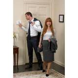 Curso para instalações de alarmes valor em Inocoop