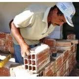 Curso profissionalizante de pedreiro preços acessíveis na Vila Talarico