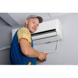 Cursos de instalação de ar condicionado onde adquirir no Parque Palmas do Tremembé