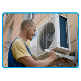 Cursos de instalação de ar condicionado onde fazer em Americanópolis