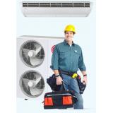 Cursos de instalação de ar condicionado preço baixo na Homero Thon