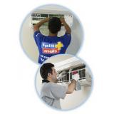 Cursos de instalação de ar condicionado preços acessíveis no Conjunto Esmeralda