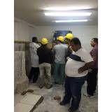 Cursos de pedreiros preço acessível na Vila Santana